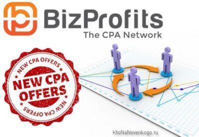 Партнерская программа BizProfits