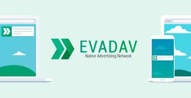 Рекламная сеть Evadav